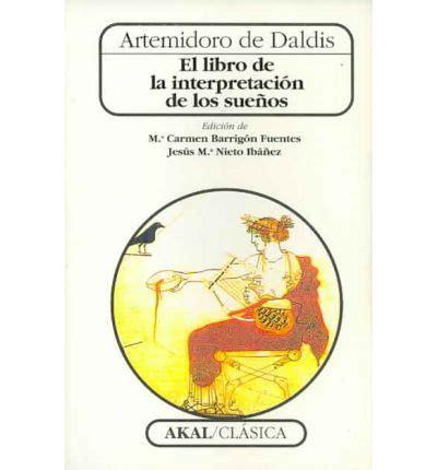 libro de sueos 8490321957 el libro de la interpretacion de los suenos the book of