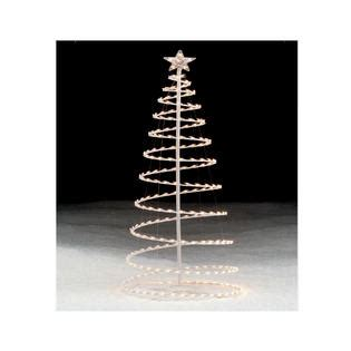 trim a home brilliant tree lighted spiral tree modern style at kmart