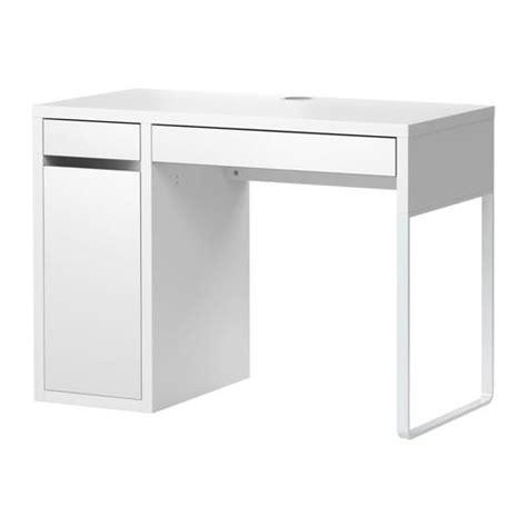 Ikea Micke Meja Komputer 73x50 Cm Hitamcokelat T0210 1 micke escritorio blanco ikea