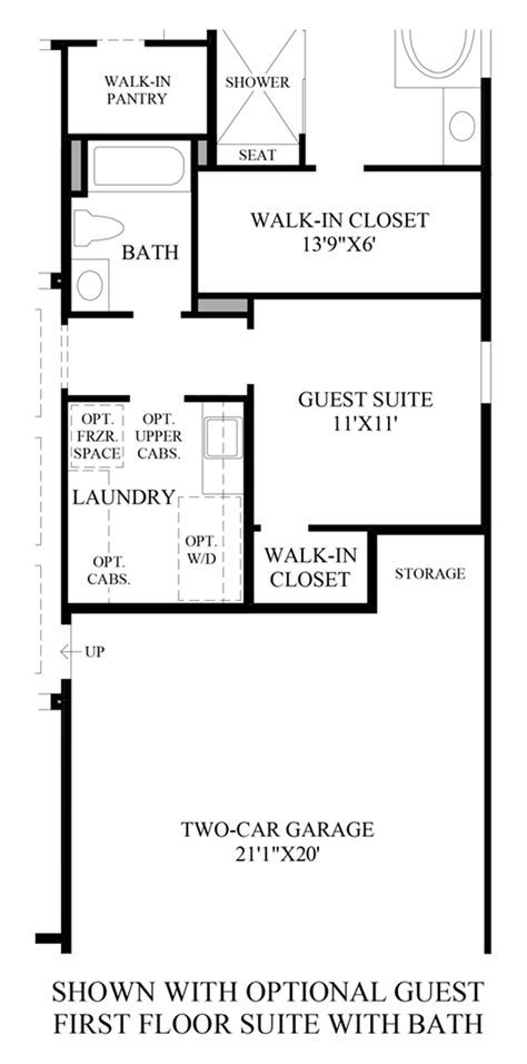 carleton floor plans phillips creek ranch the villas at marshall the carleton home design