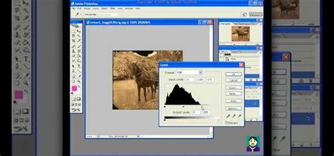 photo restoration tutorial photoshop cs3 how to restore a damaged photo with photoshop 171 photoshop