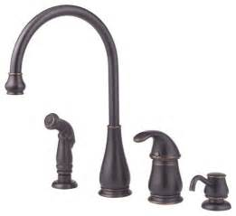 kitchen faucet 4 price pfister gt26 4dyy treviso 4 single handle lead