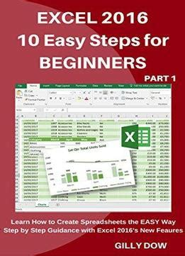 access 2016 in easy steps books excel 2016 10 easy steps for beginners learn how to