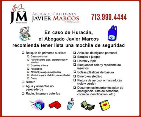 lista honorarios de abogado 2016 newhairstylesformen2014com el abogado javier marcos recomienda tener lista una