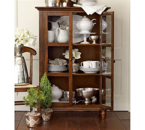 pottery barn china cabinet 17 best images about furniture china cabinet on