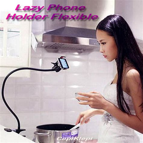 Lazypod Lazy Pod Universal Mobile Phone Holder F0420 universal lazypod phone tablet holder phone