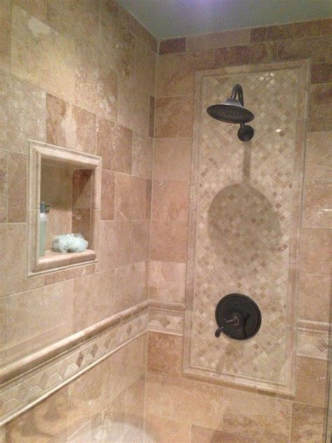 Bathroom Tile Shower Designs Bathroom Ceramic Tile Patterns Shaped Bathtub Marble Small Walk In Closet Blue Subway