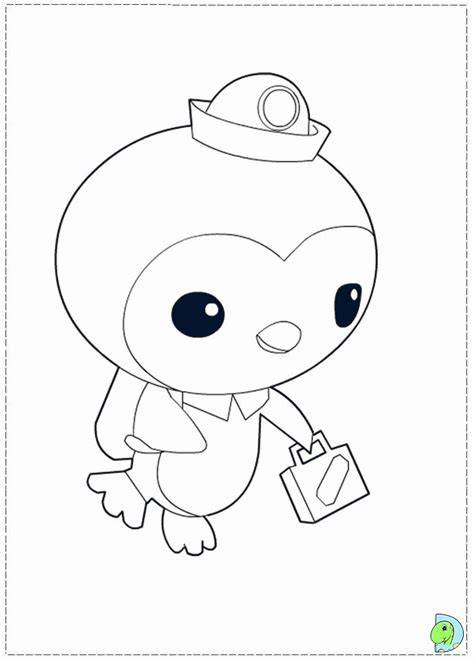 octonauts templates octonauts printable coloring pages coloring home