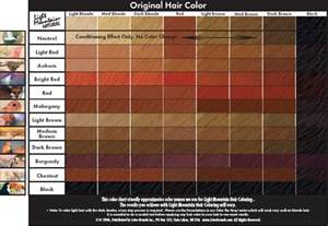 hair dye colors chart bewellstaywell light mountain all henna hair