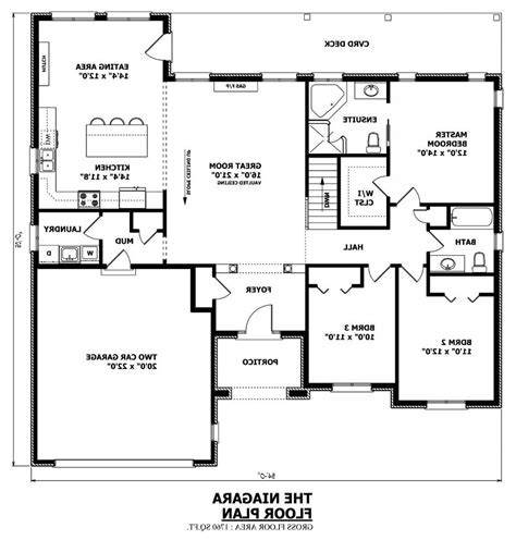 bungalow floor plans canada bungalow house plans with photos canada