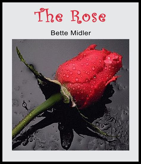 bette midler the lyrics bette midler the lyrics 6k pics