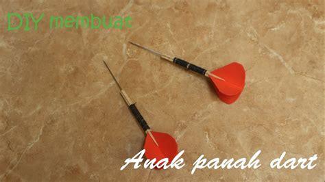 membuat anak panah dari fiber cara membuat anak panah dart dari jarum dan tusuk gigi