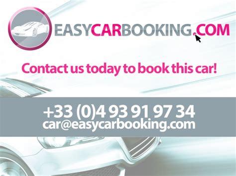 Louez une Renault Twizy à Cannes avec Easy Car Booking Description de la voiture, voitures à