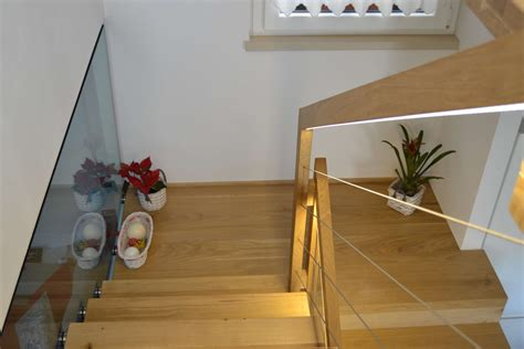 corrimano scala corrimano per scale interne in legno amazing di scala in