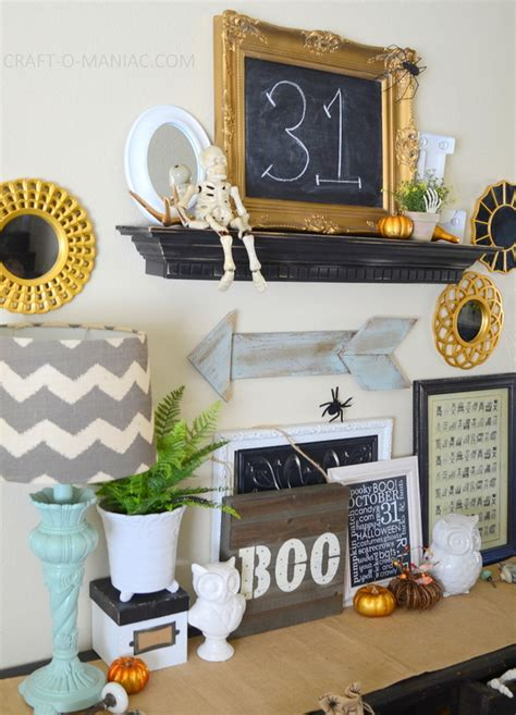 Krumpets Home Decor 2015 Home Tour Decor Craft O Maniac