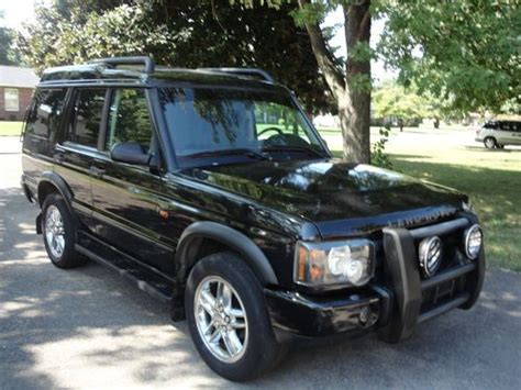 how cars run 2004 land rover discovery navigation system sell used 2004 land rover discovery se7 3rd row seat 92 000 miles navigation systm in