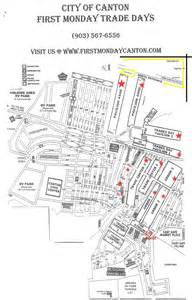 canton flea market map tips when visiting canton monday trade days