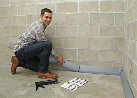 basement waterproofing diy products contractor