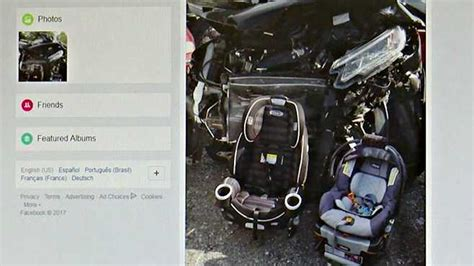 car seat cocooning in crash pa s viral post of crash shows importance of child