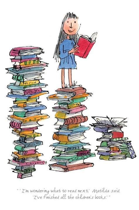 leer libro quentin blakes magical tales gratis descargar matilda книги картинки с книгой illustration libros y leer