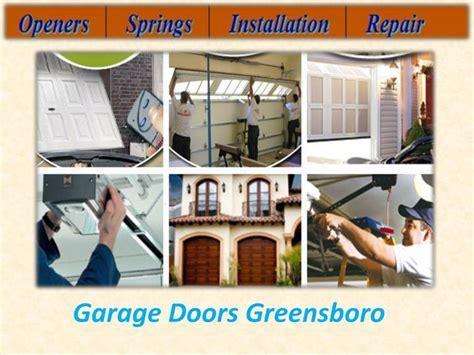 Overhead Door Greensboro Ppt Emergency Greensboro Garage Doors Repair Powerpoint Presentation Id 7292483