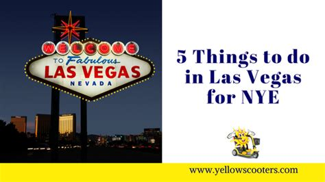 things to do in las vegas new years 28 images things