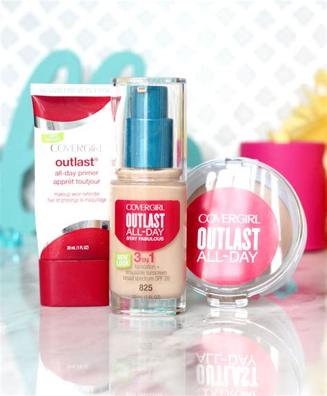 Covergirl Outlast Stay review covergirl outlast all day stay fabulous 3 in 1