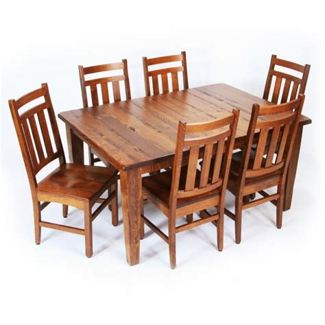 Shaker Dining Room Set Shaker Large Leg Dining Set Qswo Dining Set Amish Dining Set Amish Furniture Pa Country
