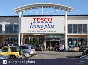 home plus a tesco home plus store on a retail park in nottingham