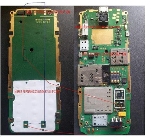 Nokia X2 02 Lcd nokia x2 02 lcd light solution ja cell