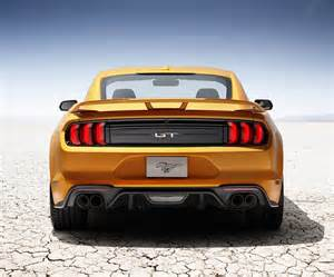 Mustang Ford 2018 Ford Mustang Gt Changes Specs Release Date Price