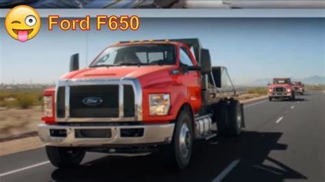 2020 Ford F650 by 2020 Ford F650 Towing Capacity 2020 Ford F650