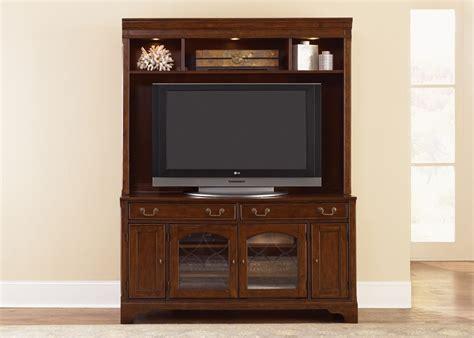 55 inch entertainment center ansley manor 55 inch tv entertainment center in cinnamon