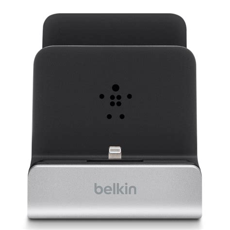 Charging Dock 8 Pin For Iphone 55s5cipod Touch 5 belkin dual lightning charging dock mfi approved for