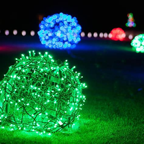 Outdoor Christmas Decorating Ideas Lighted Decorations Outdoor