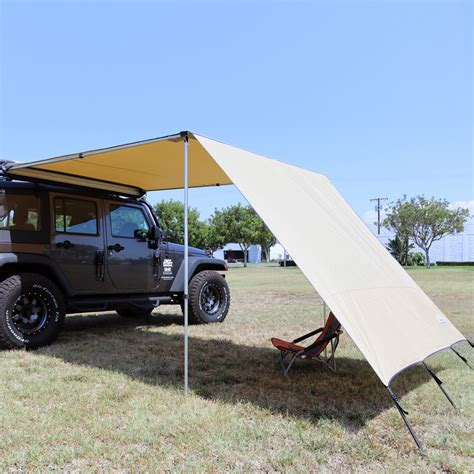 off road awning tuff stuff 174 awning shade wall 6 5 x 8 tuff stuff 174 4x4 winches off road lighting