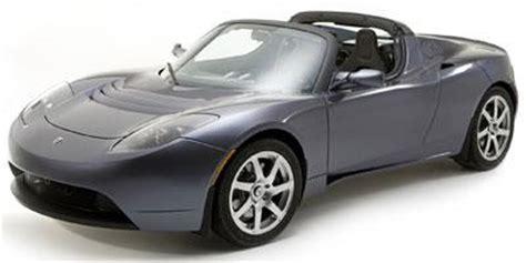Tesla 2 Door Price 2010 Tesla Motors Roadster 2 Door Roadster Prices Values
