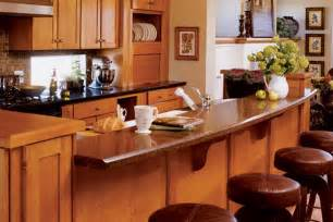 Curved Island Kitchen Designs by Curved Kitchen Island Units Kitchendecorate Net