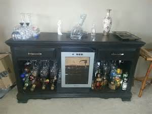How To Turn A Dresser Into A Buffet Table Dresser Turned Into A Buffet Home Decor
