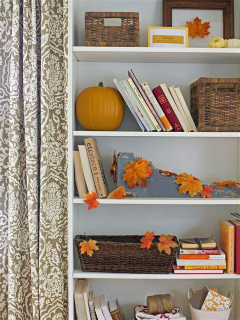 ideas for decorating homes fall decorating ideas for home hgtv