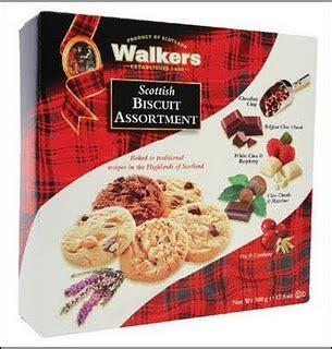 dempsey rand enterprises  christmas products walkers scottish biscuit selection gx