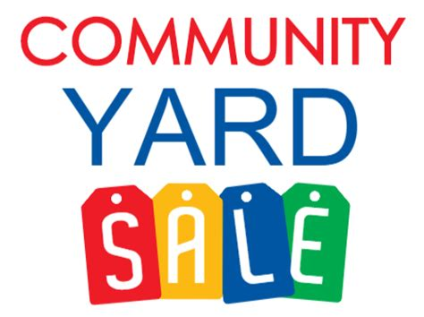 Community Garage Sale by Uptown Update Sellers Sought For Community Yard Sale Next