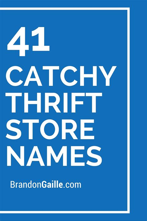 Thrifty Clever by 43 Clever And Catchy Thrift Store Names Thrift Store