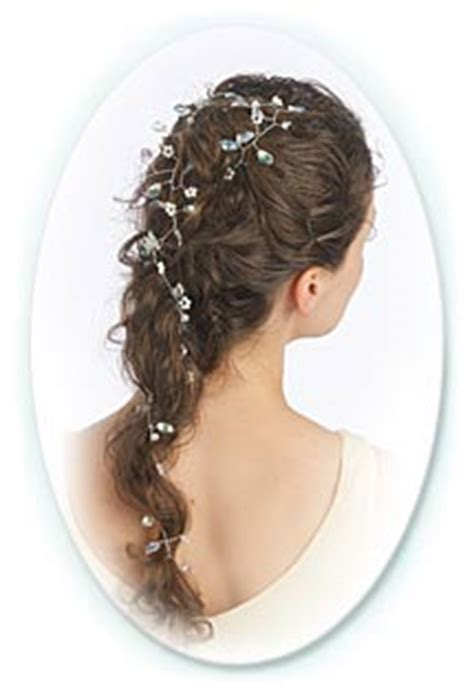 vine braid braided hairstyle for wedding pearls of wisdom hair vine how to
