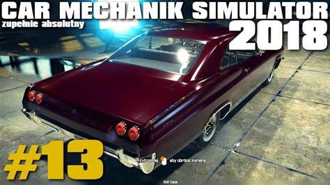 car mechanic simulator 2018 car salon car mechanic simulator 2018 13 salon samochodowy i m 243 j