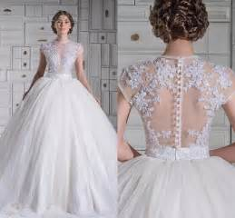 Lace Ball Gown Wedding Dresses Collection Cheap Wedding