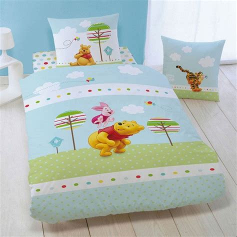 Housse Couette Winnie by Housse De Couette Winnie Country 140x200 Cm Taie D