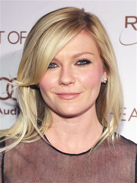haircuts for round face shape face shapes and fringe
