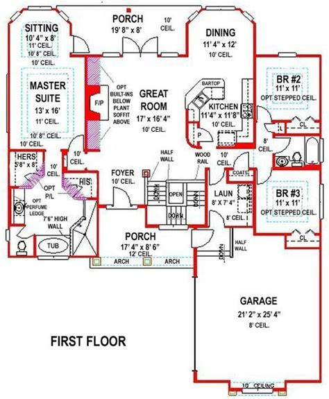 Walkout Basement Floor Plans by Walkout Basement With Game Room And Workshop Beach House