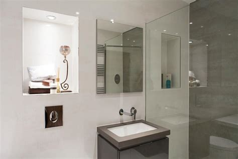 Overton Bathrooms by How To Design The Perfect Modern House For A Historic